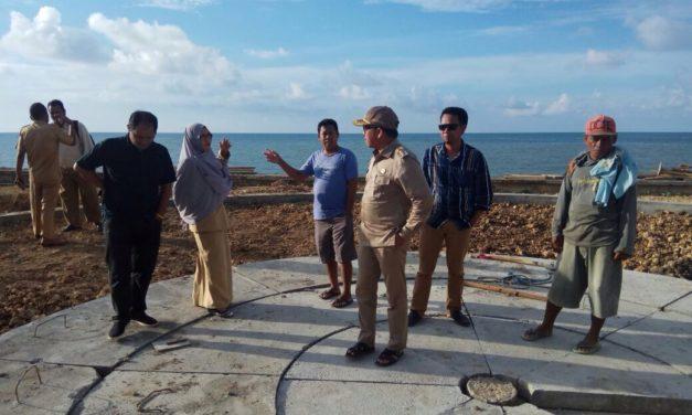 Revitalisasi Pantai Pasangkayu Rampung Akhir Tahun