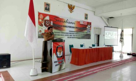 Bupati Berharap: TNI dan Polri Agar Selalu Siap Menjaga Keamanan Mamasa.