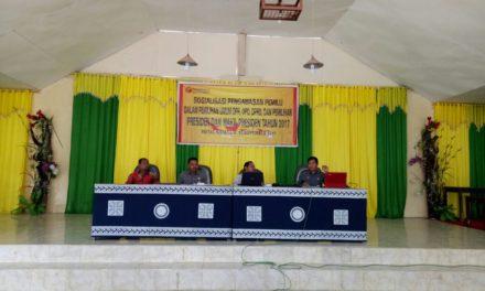 KPU Mamasa : Pentingnya Keberadaan Pengawas Dalam Pemilu