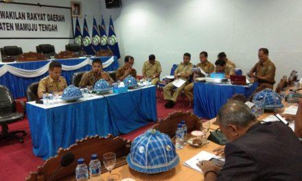 Pansus Ramperda Pendirian BUMD Kabupaten Mamuju Tengah Ditingkatkan