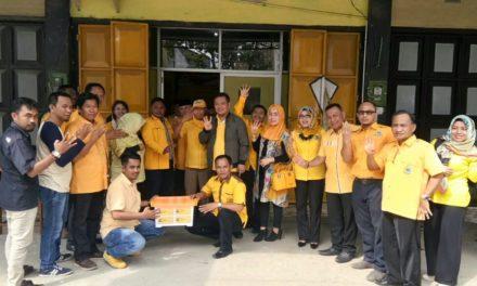 9 Kursi di DPRD Sulbar Golkar Optimis Kembali Diraih