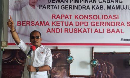 Hudri Ali Caleg DPRD Kota Mamuju Rebut Kembali Indonesia Raya