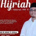 Arwan Aras Memaknai Tahun Baru Islam