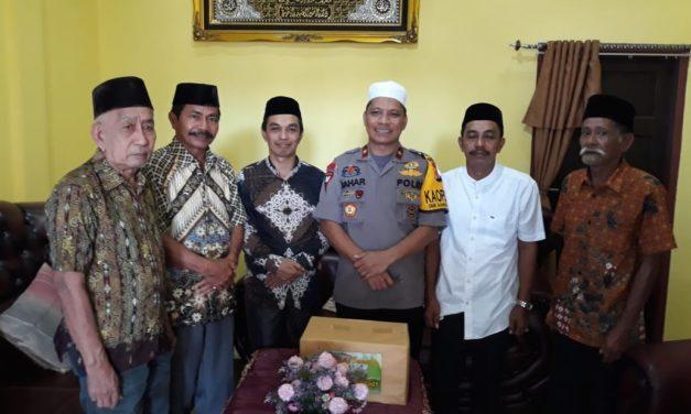 Kapolda Sulbar Kembali Lancarkan Kunjungan Silaturahmi ke Topoyo