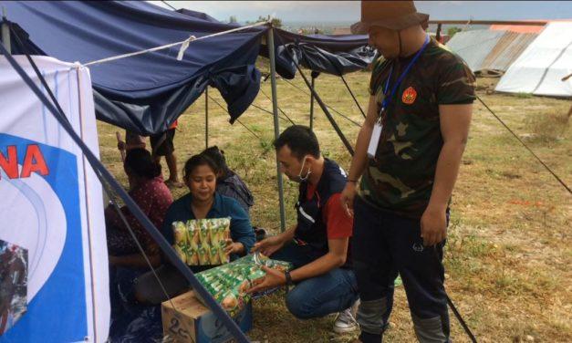 IJS Sulbar Bersama APPK Kembali Salurkan Bantuan di Sulteng