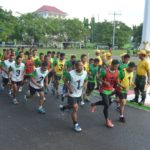PRAJURIT TNI – AD JAJARAN KOREM 142/TATAG UJI KEMAMPUAN