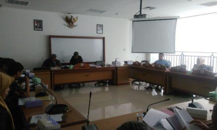 Komisi II DPRD Sulbar Minta OPD Serius Persiapkan LKPj Gubernur Tahun 2018