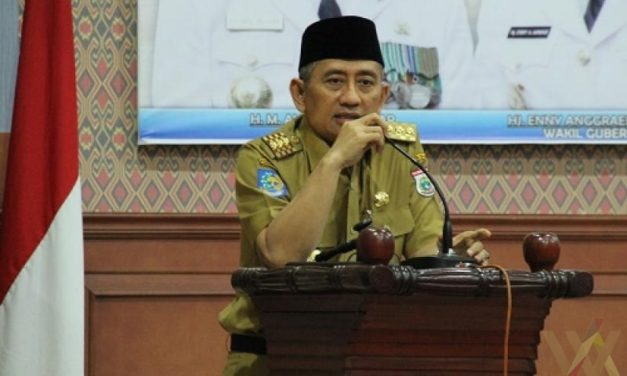 Gubernur Berharap informasi yang diberikan dari hasil KEKR dapat dijadikan sebagai masukan bagi Pemda