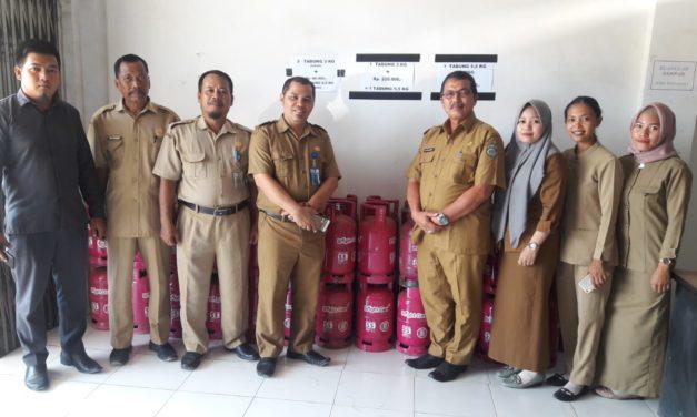 Elpiji 5,5 Kg Diperuntukkan TNI POLRI Dan ASN Yang Penghasilan Rp.1,5 keatas