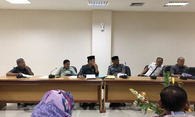Amalia Fitri Pimpin Rapat Gabungan Komisi DPRD Sulbar