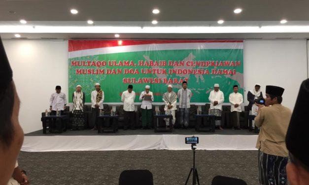 Cendikiawan Muslim Sulbar meminta masyarakat agar menerima keputusan KPU terkait hasil Pemilu 2019