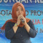Amalia Fitri Kembali Berpeluan Duduki Kursih 01 DPRD Sulbar