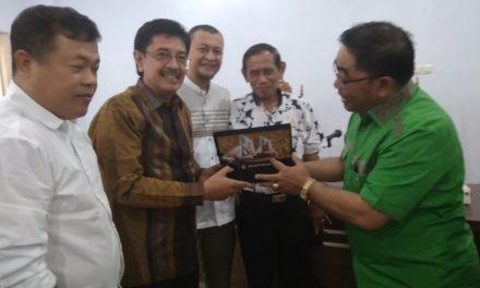 Bamus DPRD Sulbar Berkunjung ke DPRD Gowa Sulsel